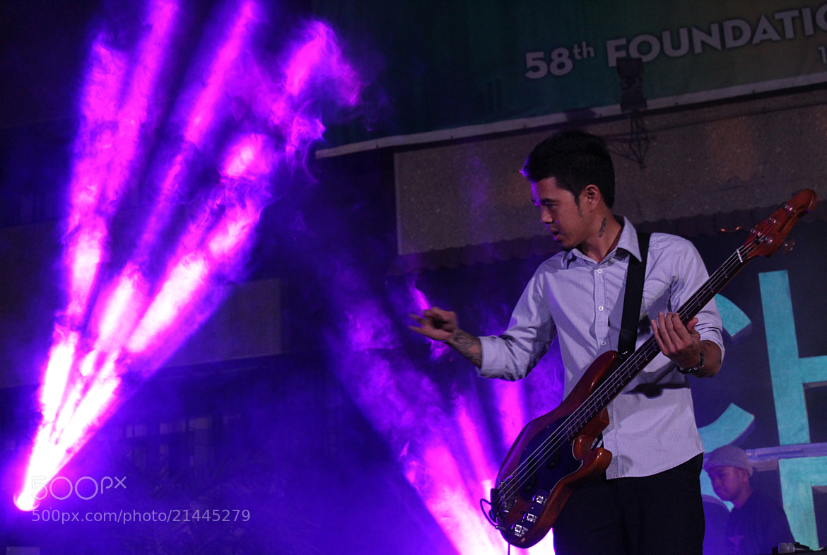 Photograph Light Music by Ian Penales on 500px