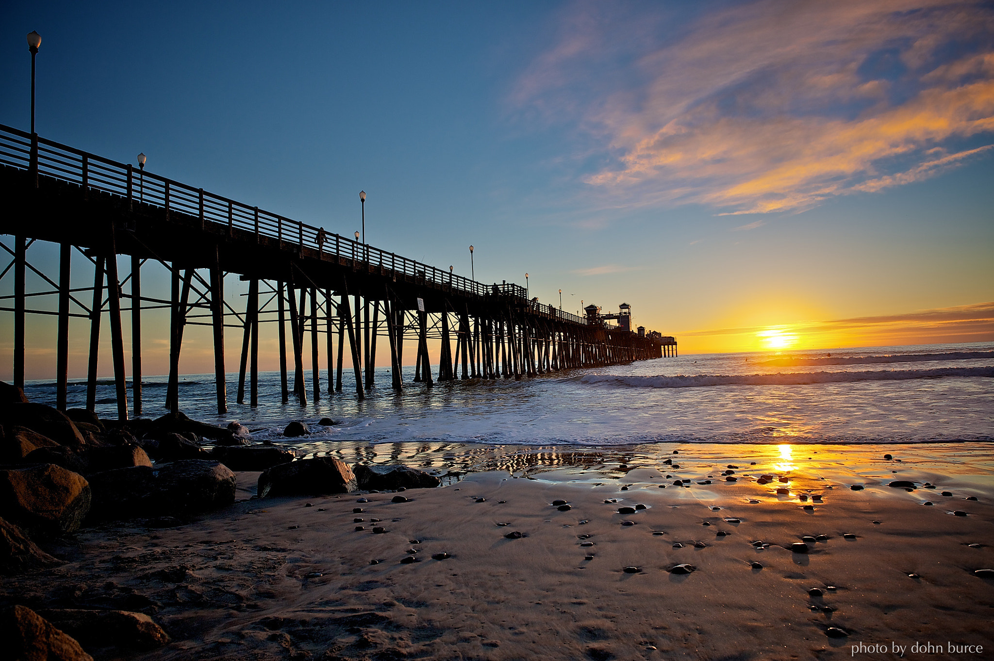 Photograph Into the Sunset 2 by Dohn Burce Photography on 500px