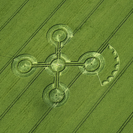 Alton Barnes crop circle II