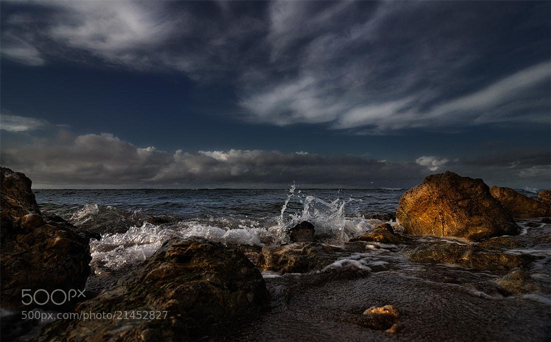 Photograph stones @ Mediterranean sea by Alexsander BB on 500px