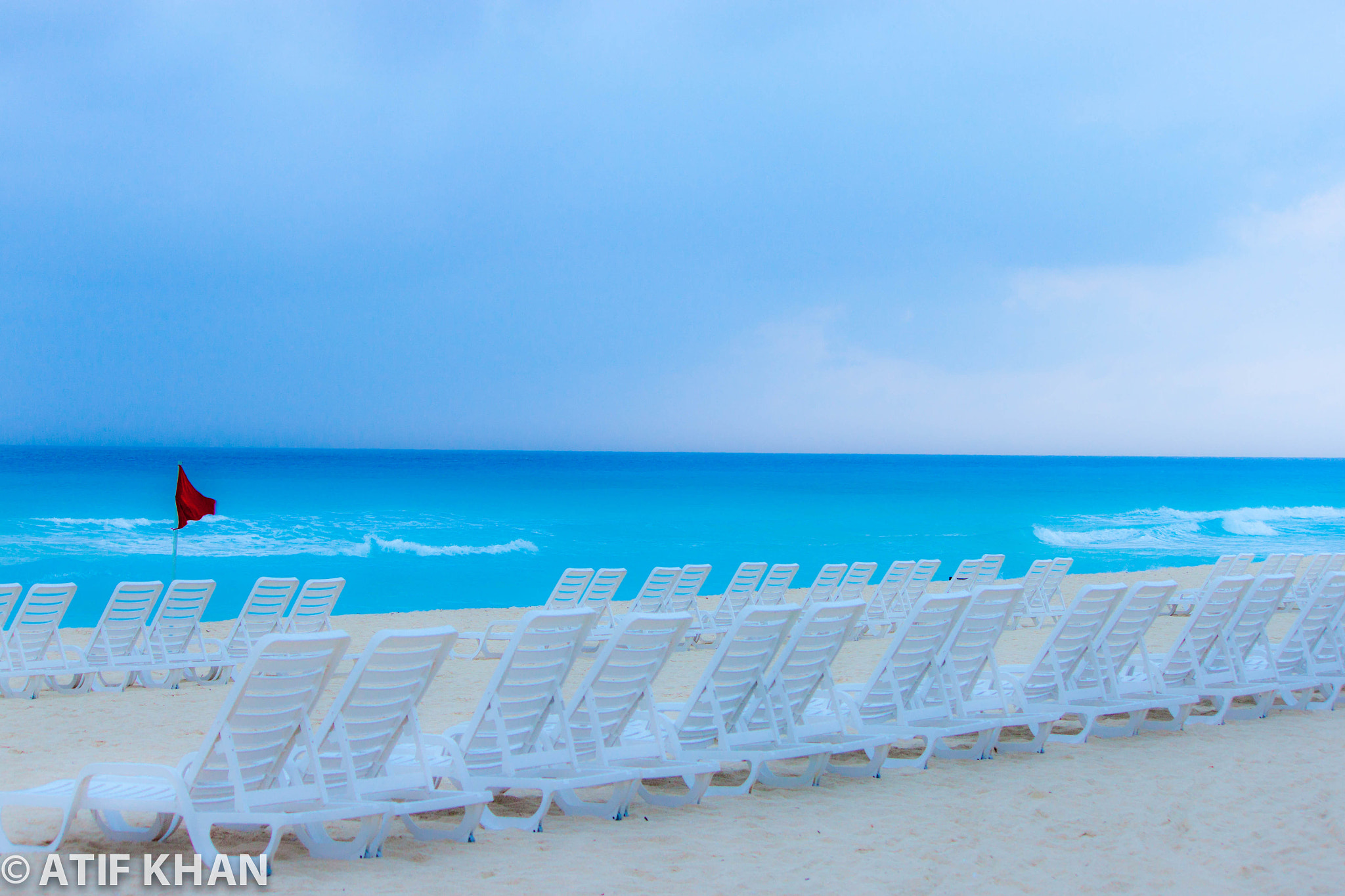 Photograph Morning at the Beach by Atif Khan on 500px