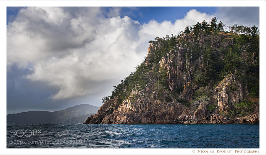 Photograph Hook Passage Whitsundays by Nicoline Kronast on 500px