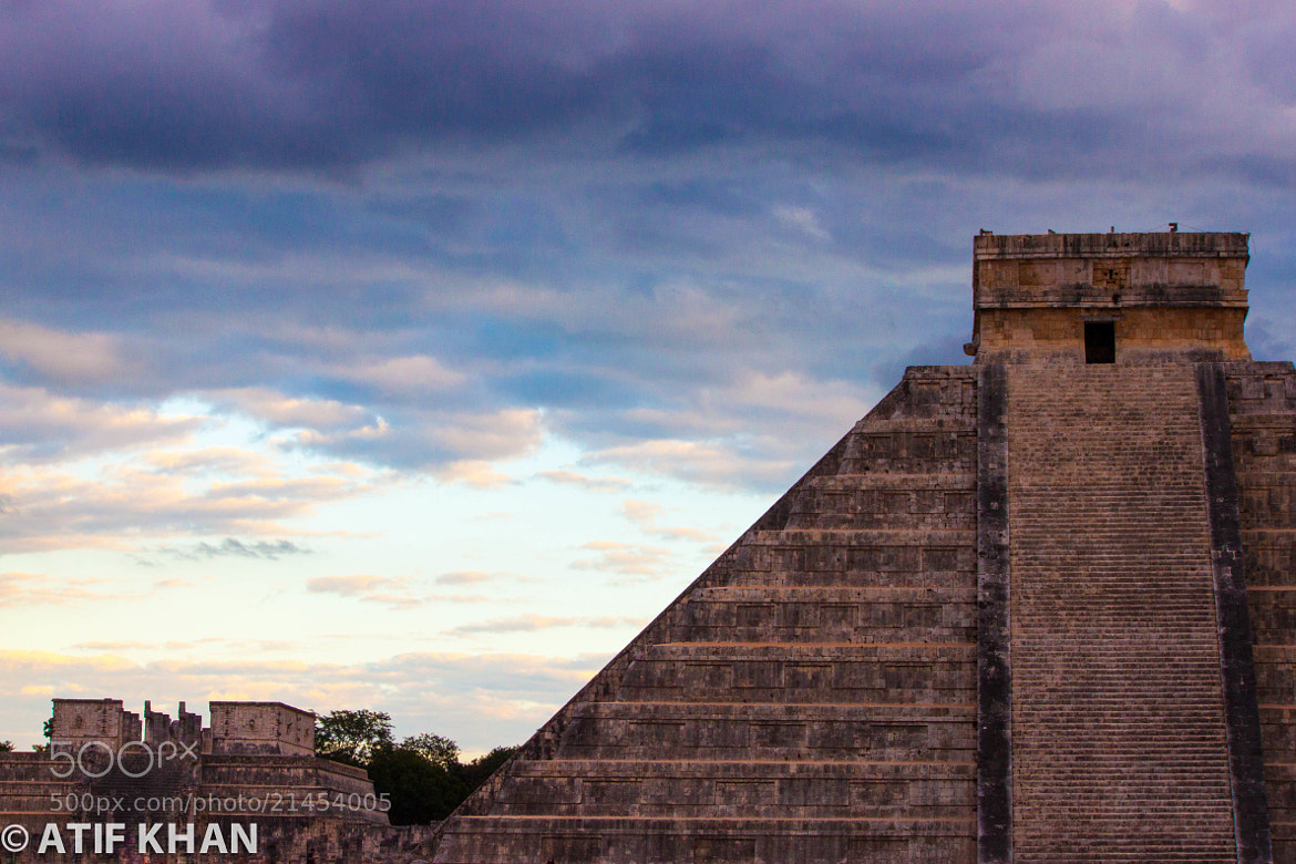 Photograph Chichen Itza by Atif Khan on 500px