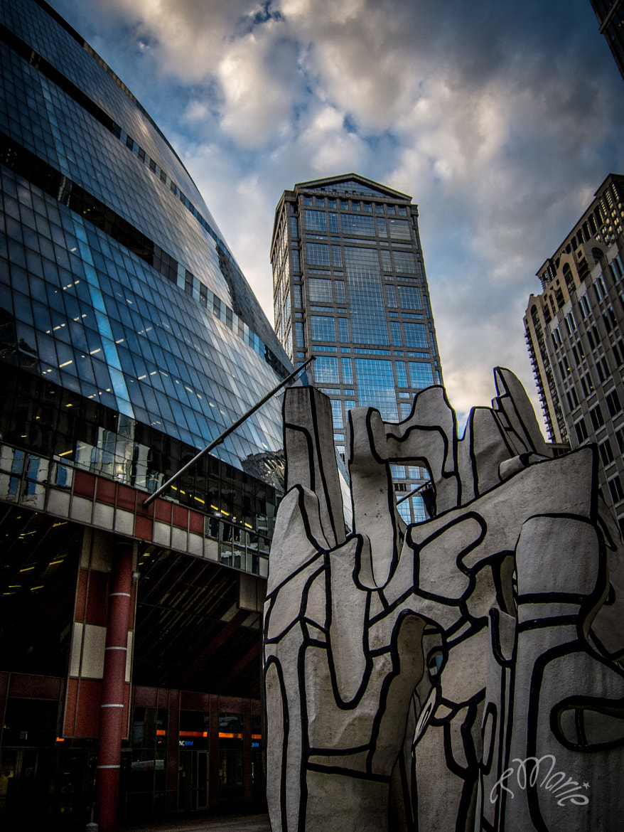 Photograph Chicagoscape by tracey H. on 500px