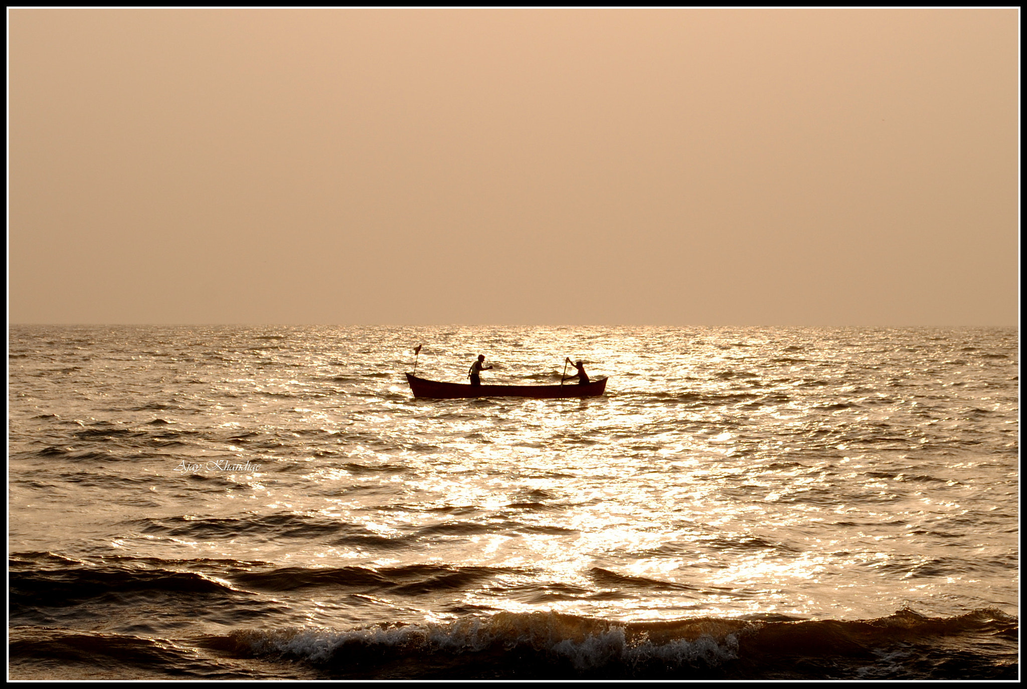 Photograph Fishing Time by Ajay Khandige on 500px