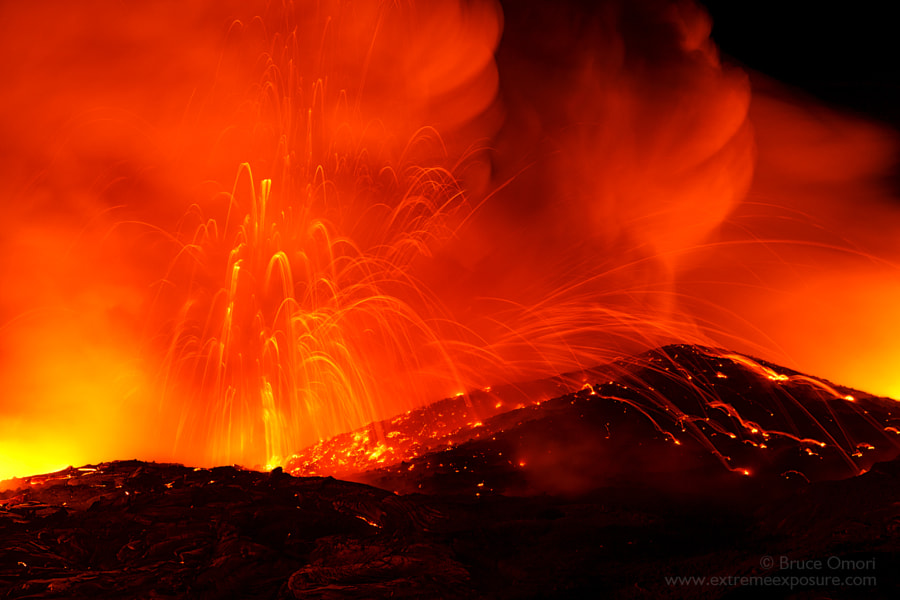 Inferno by Bruce Omori on 500px.com