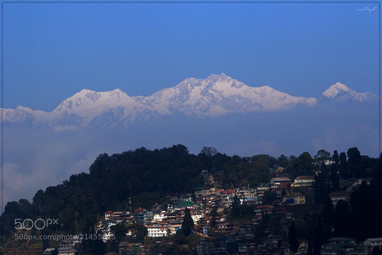 Photograph Kanchenjunga  by Amitrajit Niyogi on 500px