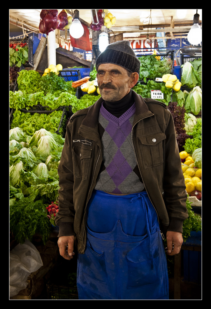 Photograph Color of Bazaar I by Murat  on 500px
