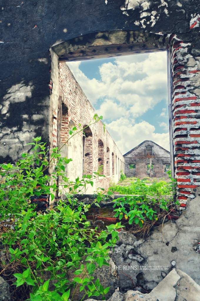 Photograph The Ruins by Jon Soriano on 500px