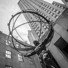 Rockefeller - from bottom
