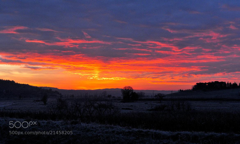 Photograph Sunrise...  by Renato Pantini on 500px