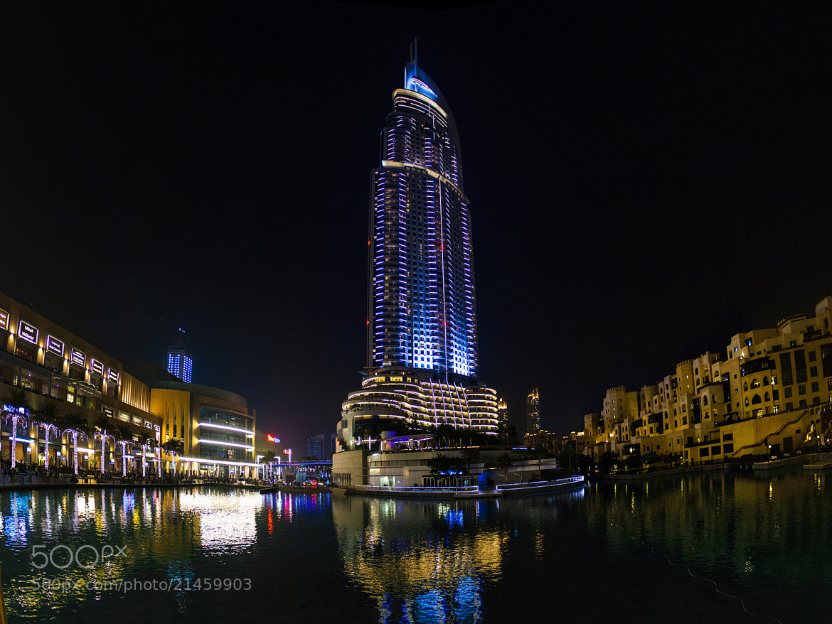 Photograph Dubai Moll by Salavat Fidaev on 500px