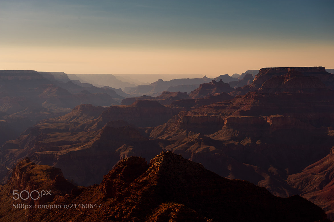 Photograph Grand Canyon by Albert Law on 500px