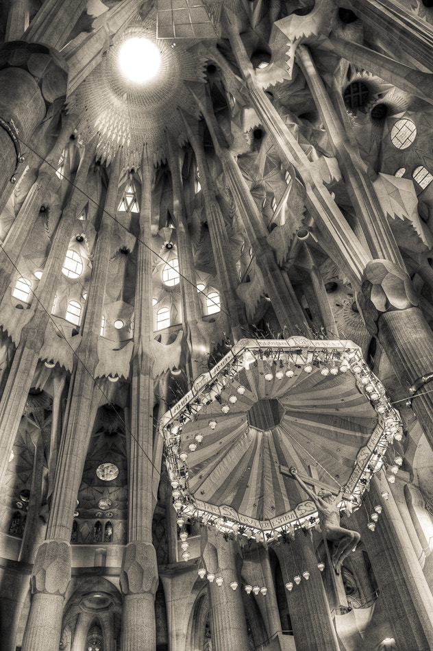 Photograph Sagrada Familia, Barcelona by Guy Prives on 500px