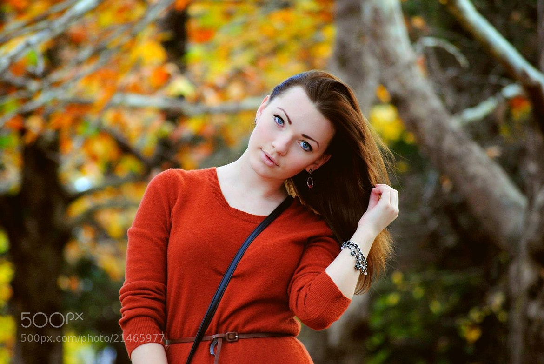 Photograph Tanya by Anastasia Dovbnya on 500px