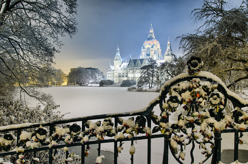 Photograph Winter in Hannover, Germany by Michael Abid on 500px