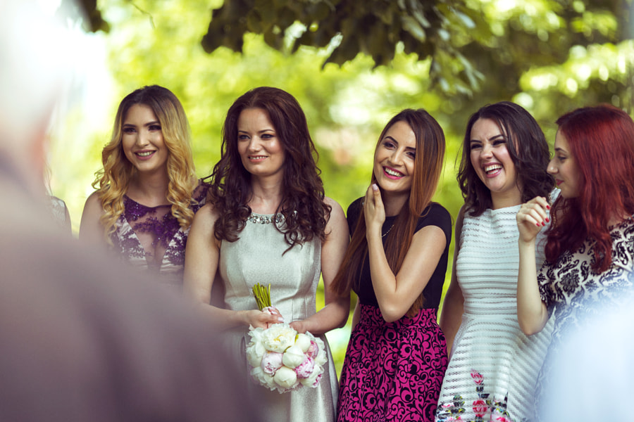 Our Family Wedding by Lucian Diaconescu on 500px.com