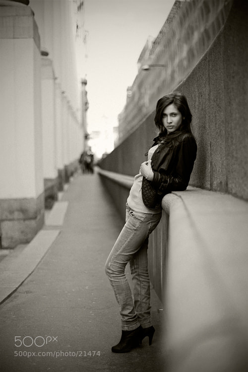 Photograph bw by Nika Shatova on 500px