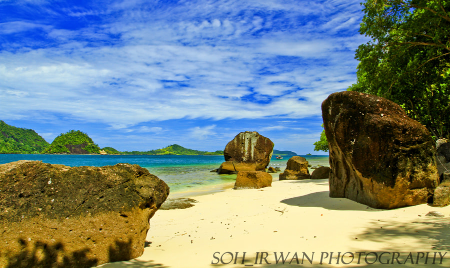 Photograph rocks formation by Irwan Suwito on 500px