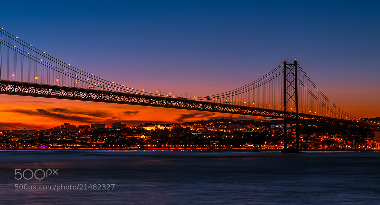 Photograph Lisbon by Nuno Trindade on 500px