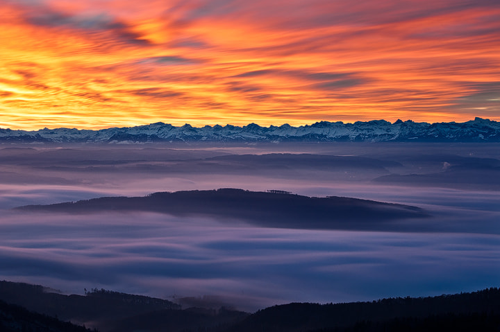 """Photograph Heavenly View by Roland """"Bill"""" Moser on 500px"""