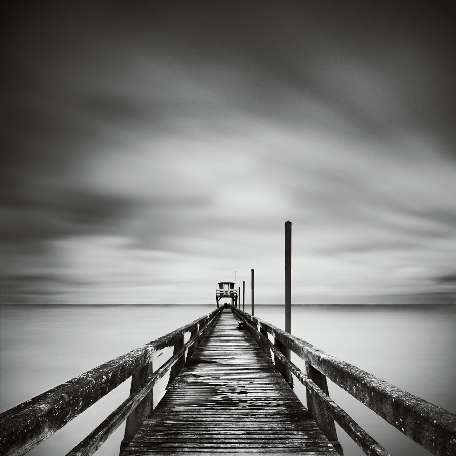 Photograph Fisher's pier by Xavier BEAUDOUX on 500px