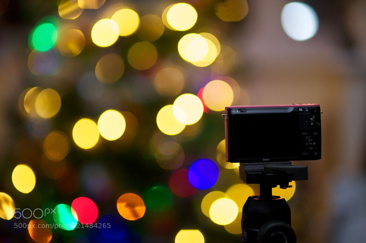 Photograph Christmas Camera Fun by James Johnson on 500px