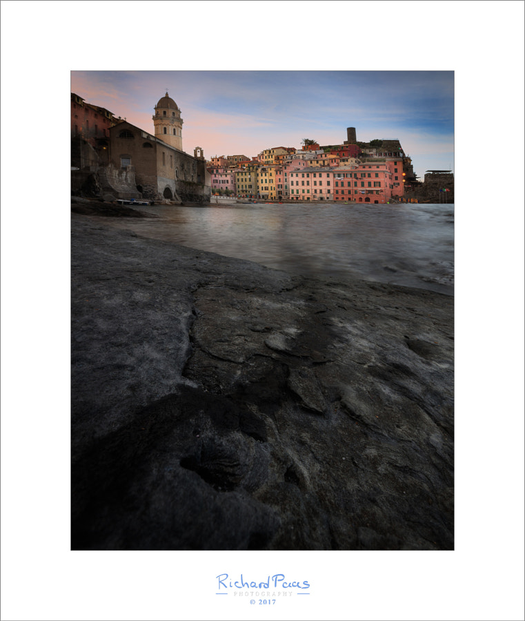 Vernazza sunrise by Richard Paas on 500px.com