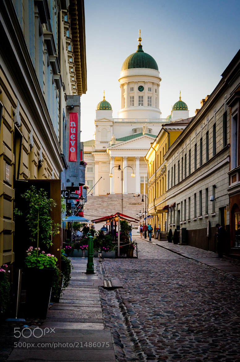 Photograph Helsinki Cathedral in Summer by John C. on 500px