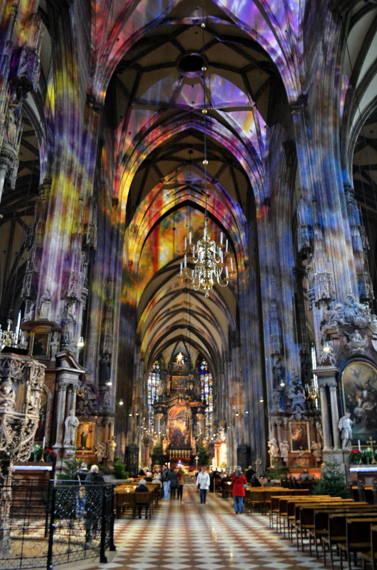 Photograph St. Stephen's Cathedral, Vienna by Tcaciuc Sorin on 500px