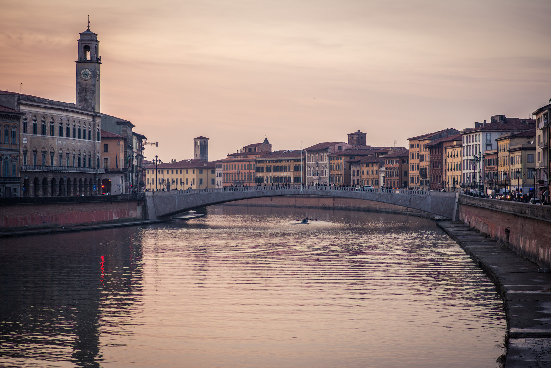 Photograph Ponte di Mezzo by Vaidas Mišeikis on 500px