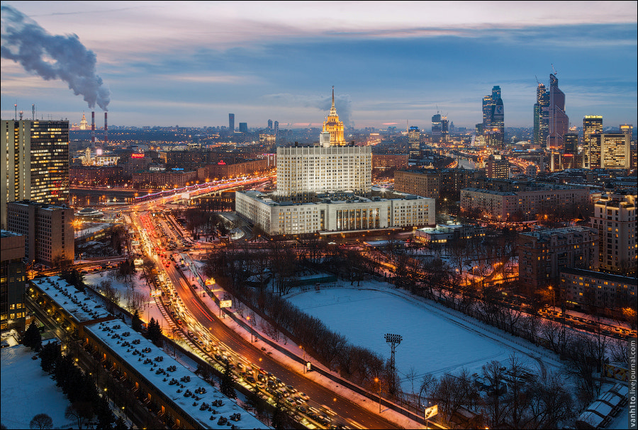 Photograph Cityscape by Ivan Khimin on 500px