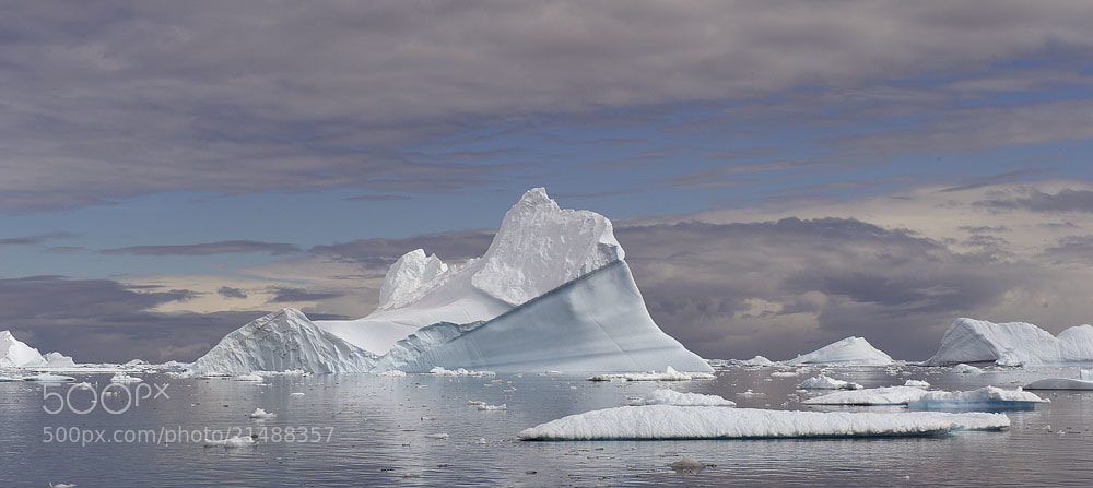Photograph Iceberg by Mirek Zítek on 500px