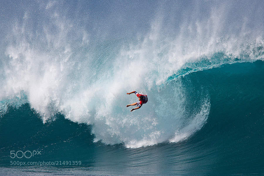Photograph C6J0155 Hawaiian Freefall by David Orias on 500px