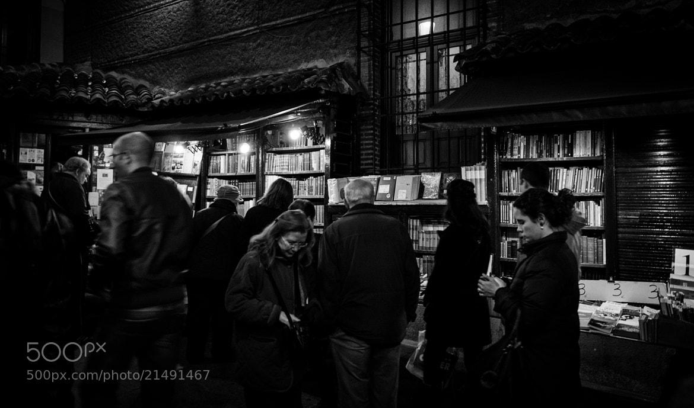 Photograph Outdoor Library by Enrico Maria Crisostomo on 500px