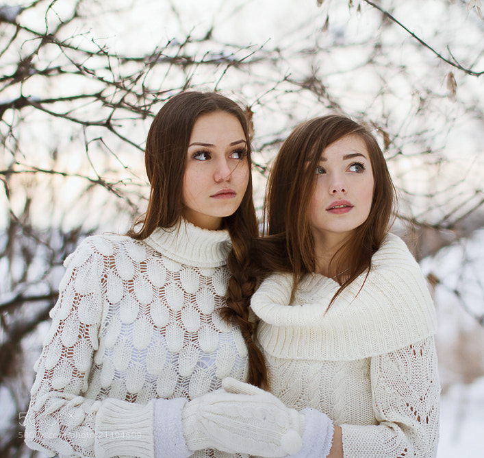 Photograph Sisters by Tany Taylor on 500px