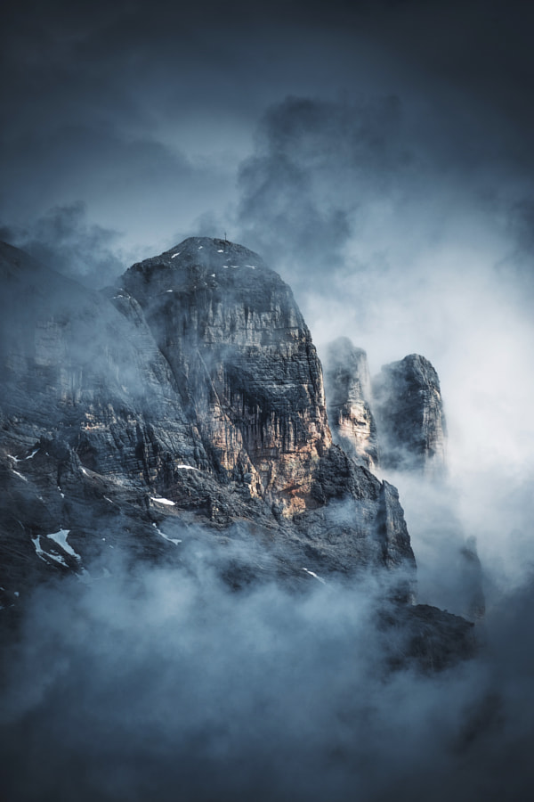 Landscape photo Dolomiti Mood by landscape photographer Johannes Hulsch on 500px.com