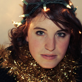 Christmas Woman by Tyler Lavoie (tylerlavoie)) on 500px.com