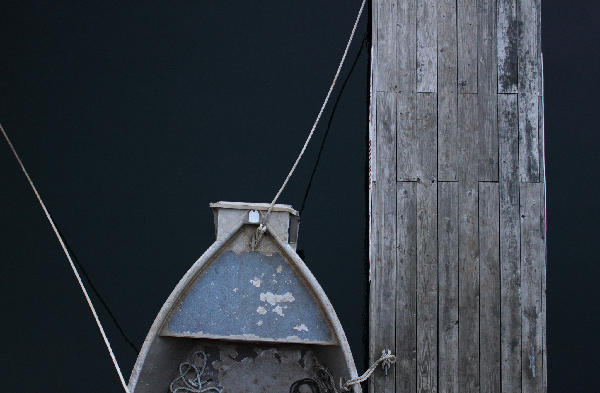 Photograph Boats #4 (Minimal) by Tyler Lavoie on 500px