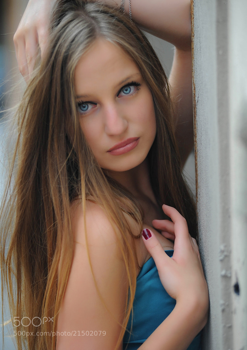 Photograph Oxana by Aldo Poggetti on 500px