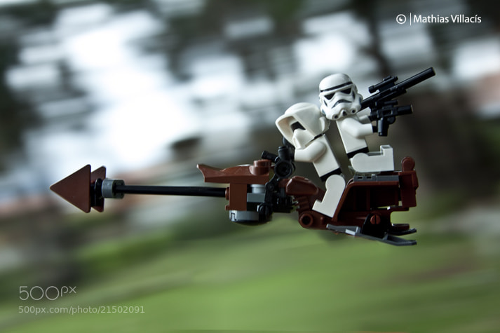 Photograph Endor Battle by Mathias Villacís on 500px