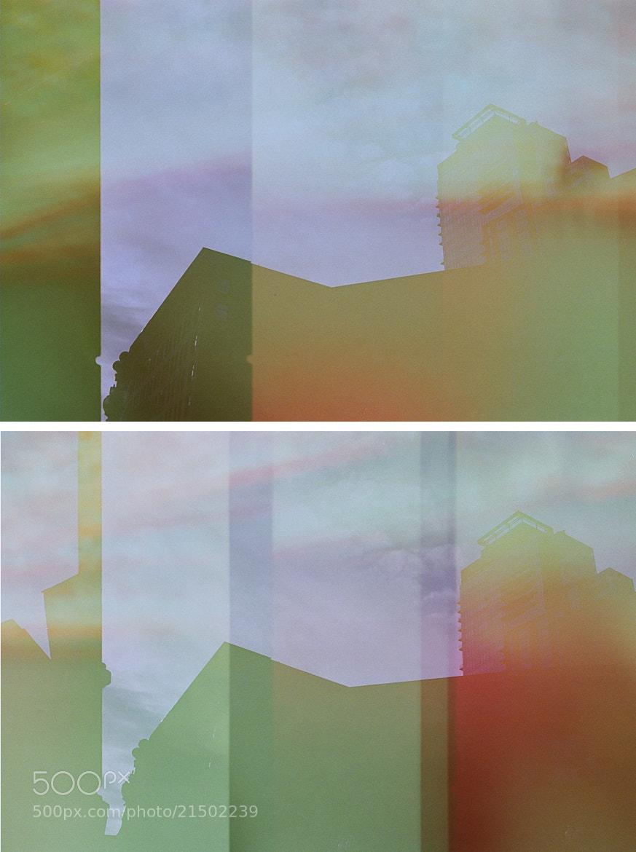 Photograph Film 2 (Brandt Buildingtops) by Tyler Lavoie on 500px