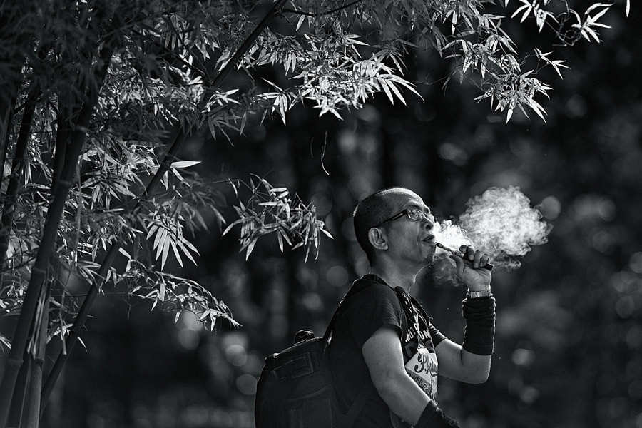 Don't smoke – there are cooler ways to die.