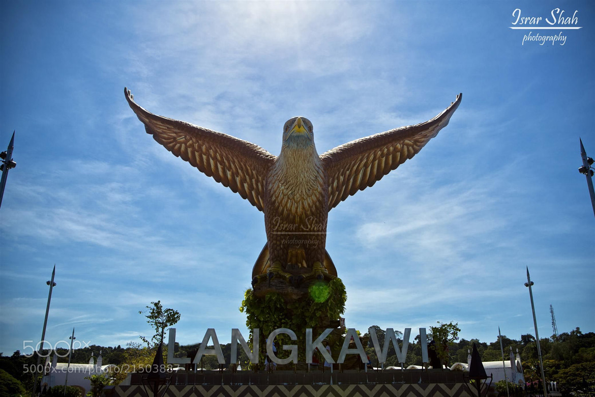 Photograph Langkawi Eagle Square by Israr Shah on 500px