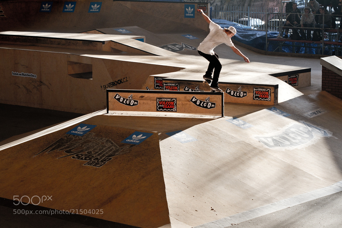 Photograph Martin Pek - BS crooked grind by Tino Janikov on 500px