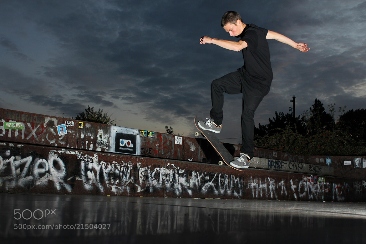 Photograph BS Blunt slide by Tino Janikov on 500px