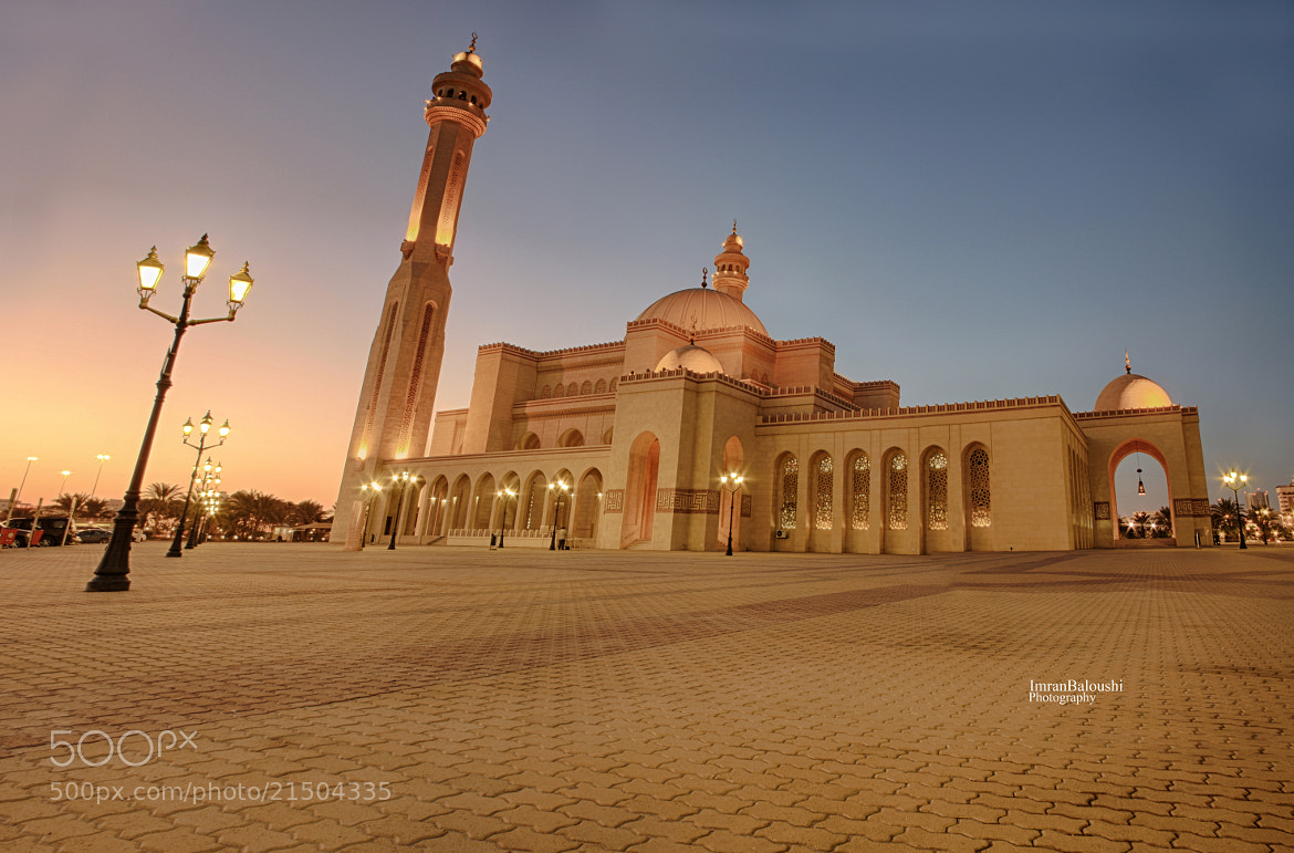 Photograph Fateh Mosque by Imran Baloushi on 500px