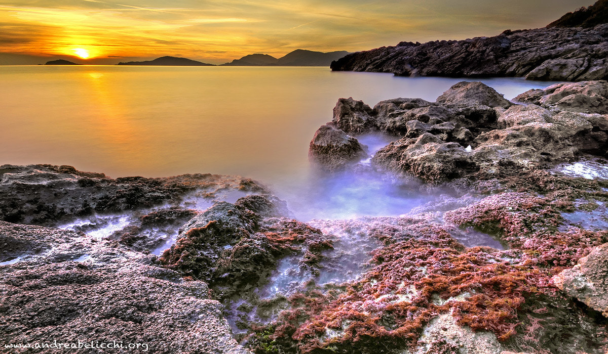 Photograph Tellaro Sunset by andrea belicchi on 500px