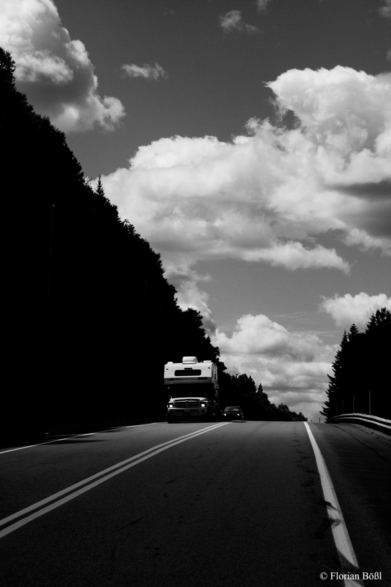 Photograph On the roads of Canada  by Florian B. on 500px