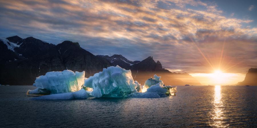 Scoresbysund Morning Light by Hans-Peter Deutsch on 500px.com